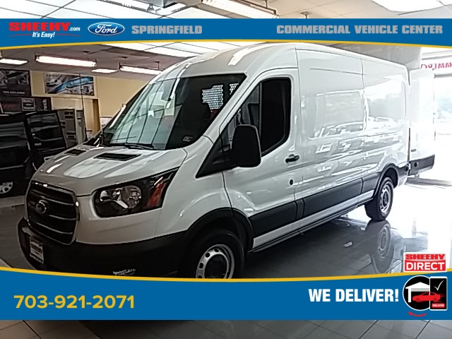 2020 Ford Transit 150 Med Roof RWD, Adrian Steel Upfitted Cargo Van #GA80951 - photo 1