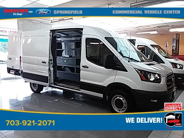2020 Ford Transit 150 Med Roof RWD, Adrian Steel Upfitted Cargo Van #GA80951 - photo 3