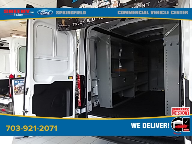 2020 Ford Transit 150 Med Roof RWD, Adrian Steel Upfitted Cargo Van #GA80951 - photo 4