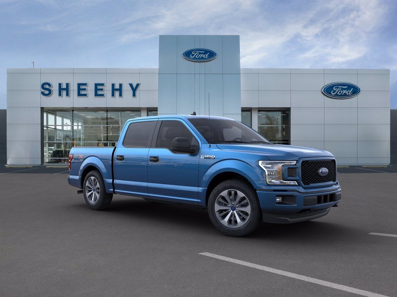2020 F-150 SuperCrew Cab 4x4, Pickup #GA82474 - photo 1