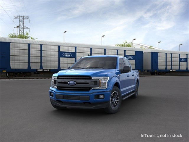2020 F-150 SuperCrew Cab 4x4, Pickup #GA82476 - photo 3