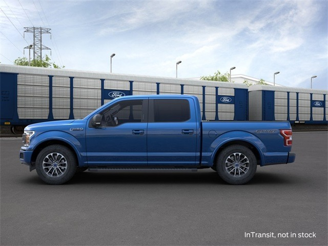 2020 F-150 SuperCrew Cab 4x4, Pickup #GA82476 - photo 4