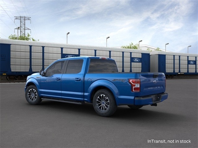 2020 F-150 SuperCrew Cab 4x4, Pickup #GA82476 - photo 2