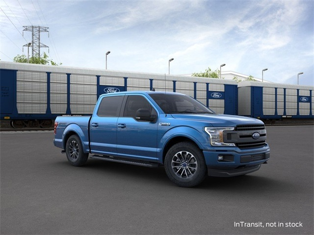 2020 F-150 SuperCrew Cab 4x4, Pickup #GA82476 - photo 7