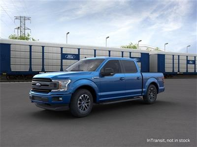 2020 F-150 SuperCrew Cab 4x4, Pickup #GA82476 - photo 1