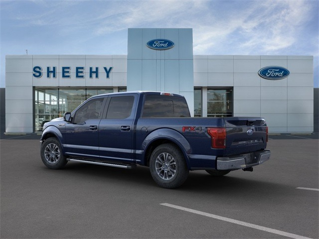2020 F-150 SuperCrew Cab 4x4, Pickup #GA82479 - photo 2
