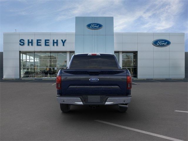 2020 F-150 SuperCrew Cab 4x4, Pickup #GA82479 - photo 5