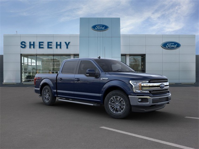 2020 F-150 SuperCrew Cab 4x4, Pickup #GA82479 - photo 7