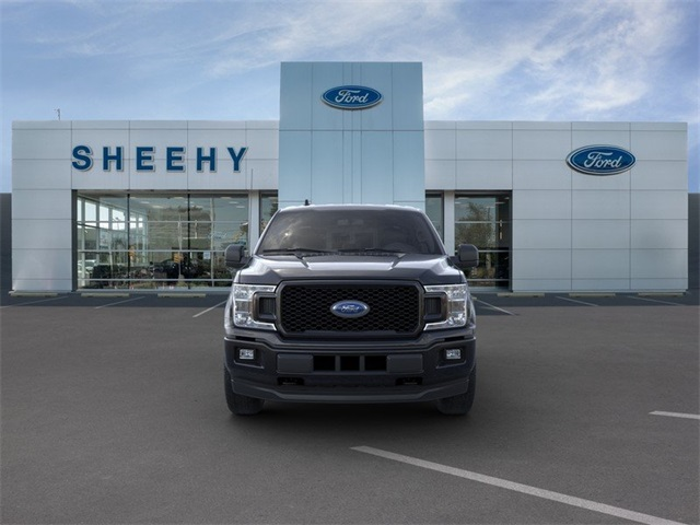 2020 F-150 SuperCrew Cab 4x4, Pickup #GA85309 - photo 6