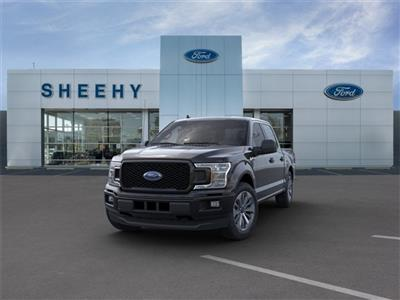 2020 F-150 SuperCrew Cab 4x4, Pickup #GA85309 - photo 3