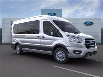 2020 Ford Transit 350 Med Roof AWD, Passenger Wagon #GA88325 - photo 1