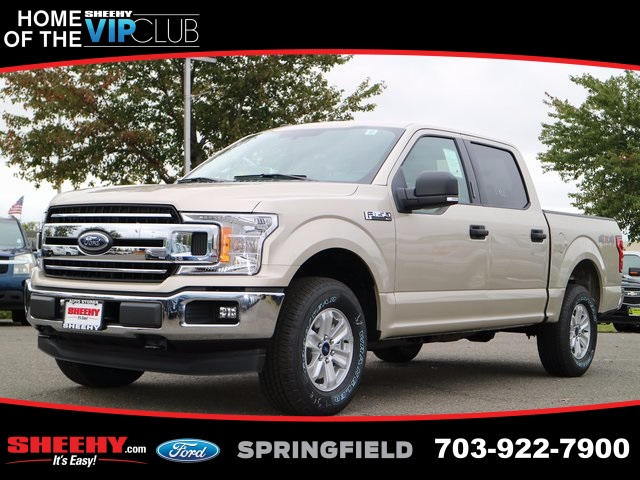 2018 F-150 SuperCrew Cab 4x4, Pickup #GA89065 - photo 3
