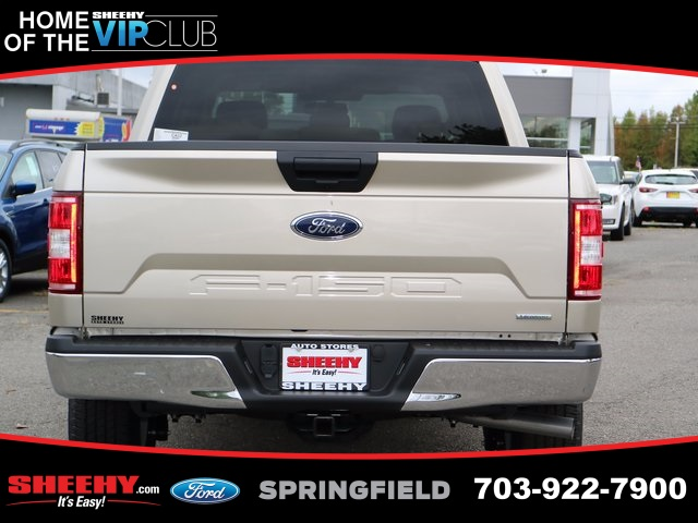 2018 F-150 SuperCrew Cab 4x4, Pickup #GA89065 - photo 4