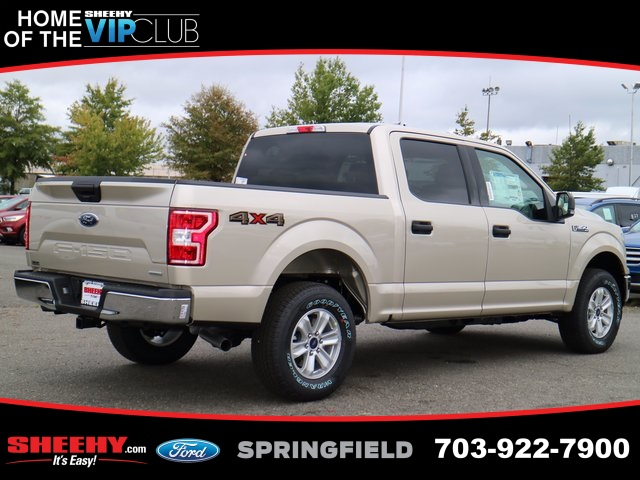 2018 F-150 SuperCrew Cab 4x4, Pickup #GA89065 - photo 2