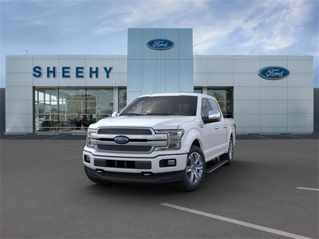 2020 F-150 SuperCrew Cab 4x4, Pickup #GA91763 - photo 3