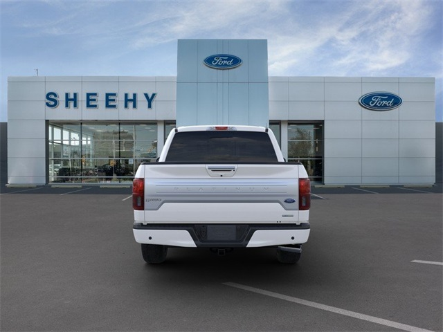 2020 F-150 SuperCrew Cab 4x4, Pickup #GA91763 - photo 5