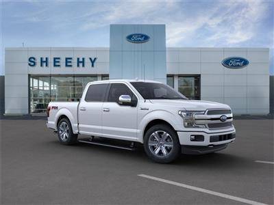 2020 F-150 SuperCrew Cab 4x4, Pickup #GA91763 - photo 7