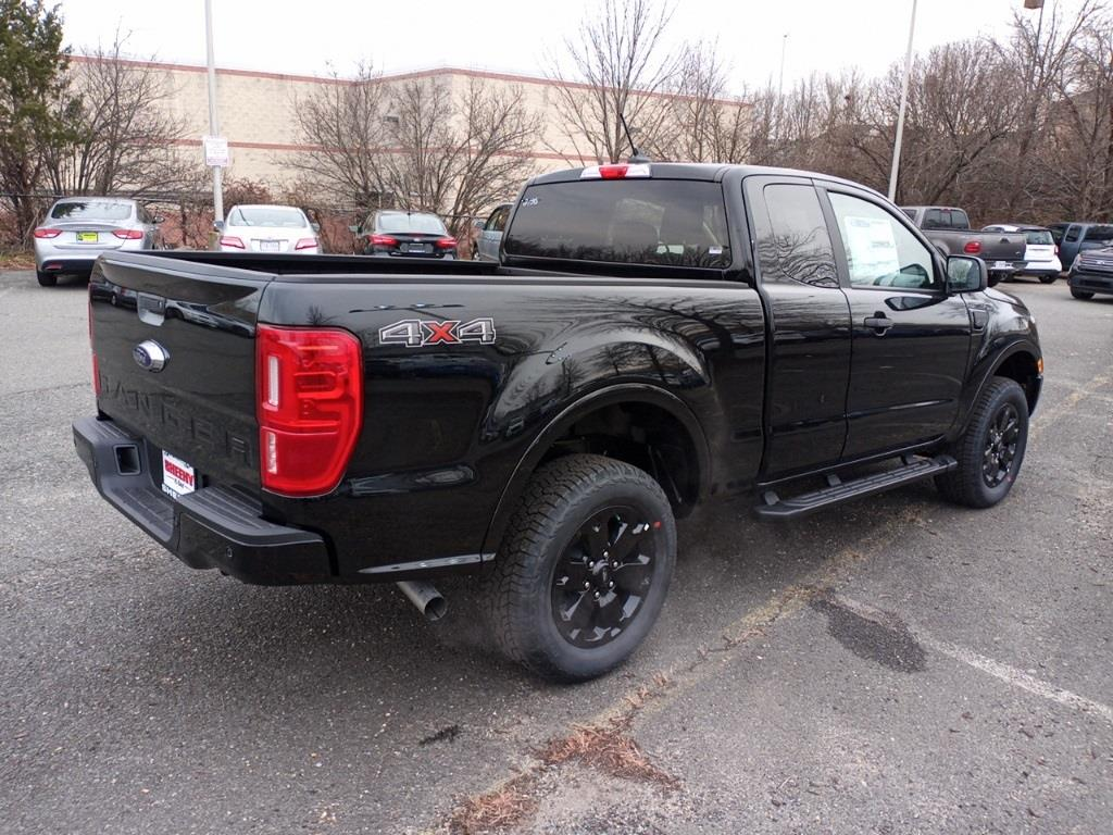 2020 Ford Ranger Super Cab 4x4, Pickup #GA92156 - photo 2