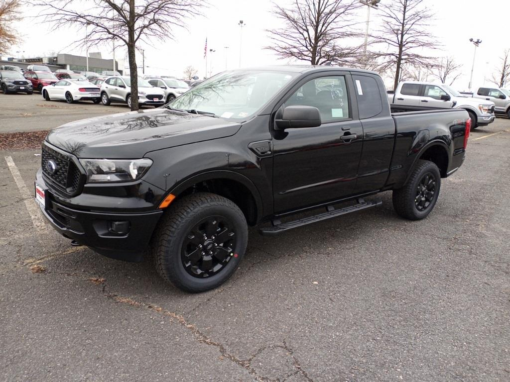 2020 Ford Ranger Super Cab 4x4, Pickup #GA92156 - photo 4