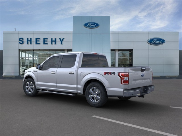 2019 F-150 SuperCrew Cab 4x4, Pickup #GA92900 - photo 1