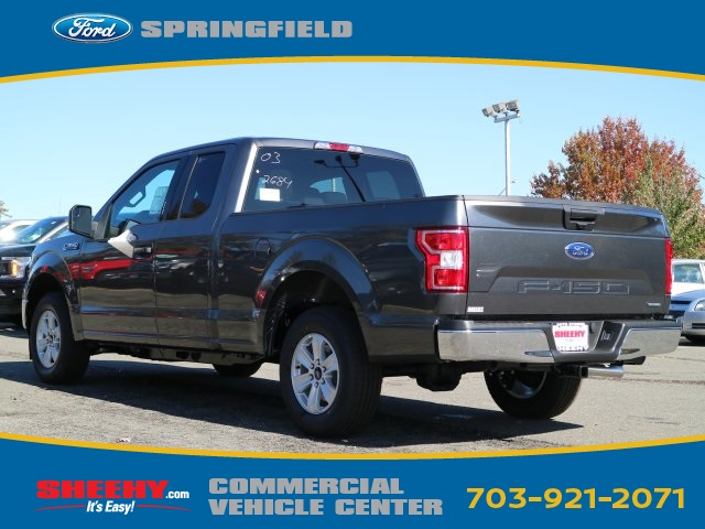 2018 F-150 Super Cab, Pickup #GB02684 - photo 2