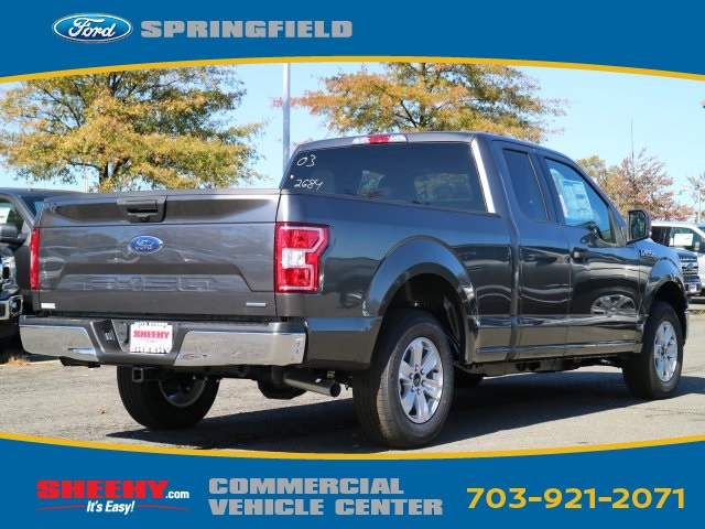 2018 F-150 Super Cab, Pickup #GB02684 - photo 4