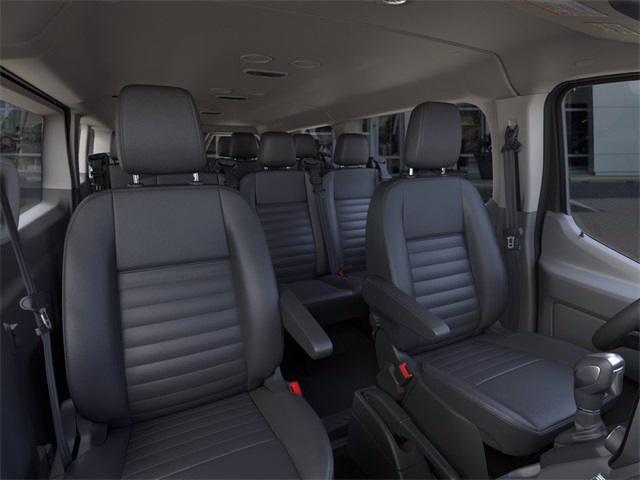 2020 Ford Transit 350 Low Roof RWD, Passenger Wagon #GB03039 - photo 10