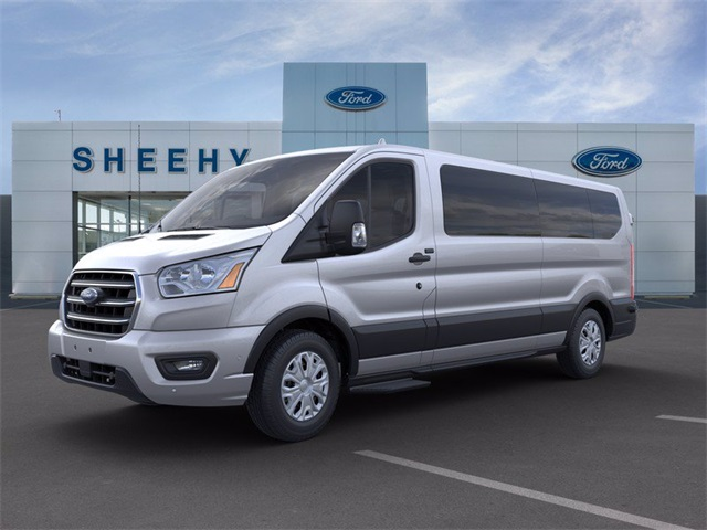 2020 Ford Transit 350 Low Roof RWD, Passenger Wagon #GB03039 - photo 4