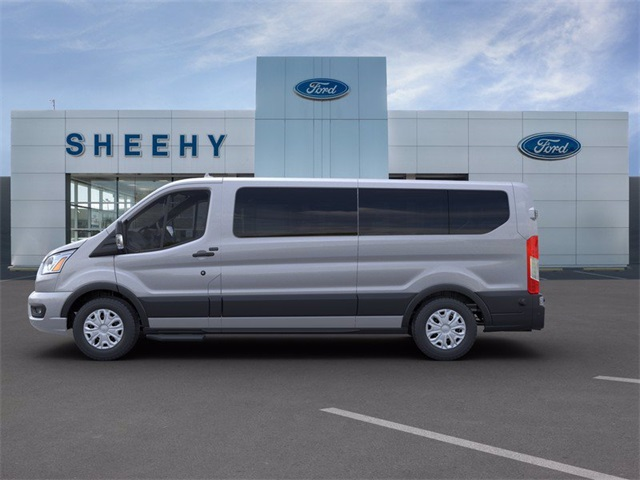 2020 Ford Transit 350 Low Roof RWD, Passenger Wagon #GB03039 - photo 6