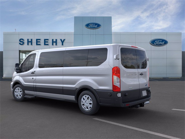 2020 Ford Transit 350 Low Roof RWD, Passenger Wagon #GB03039 - photo 7