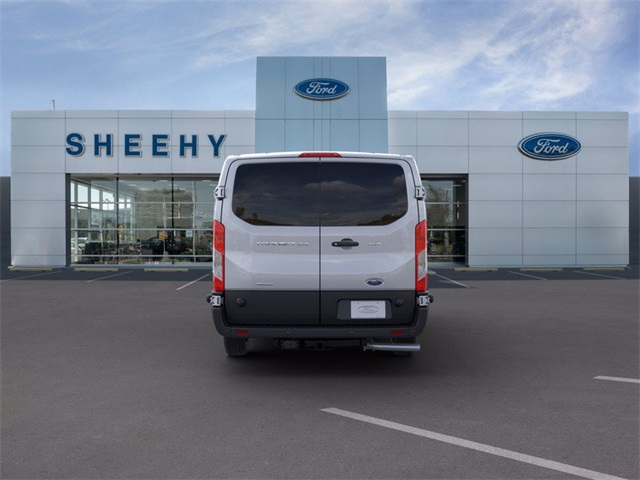 2020 Ford Transit 350 Low Roof RWD, Passenger Wagon #GB03039 - photo 8