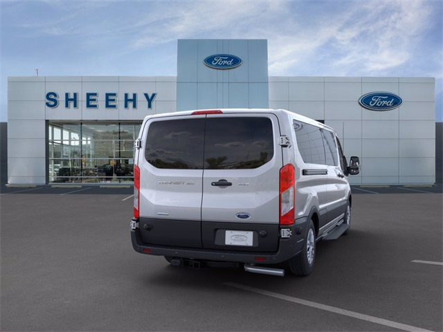 2020 Ford Transit 350 Low Roof RWD, Passenger Wagon #GB03039 - photo 2