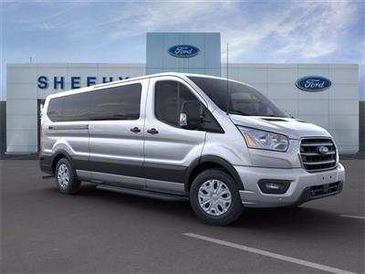 2020 Ford Transit 350 Low Roof RWD, Passenger Wagon #GB03039 - photo 1
