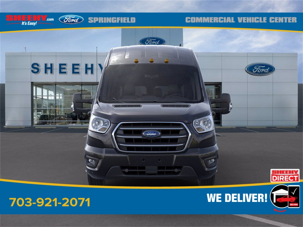 2020 Ford Transit 350 HD High Roof DRW 4x2, Passenger Wagon #GB05773 - photo 3