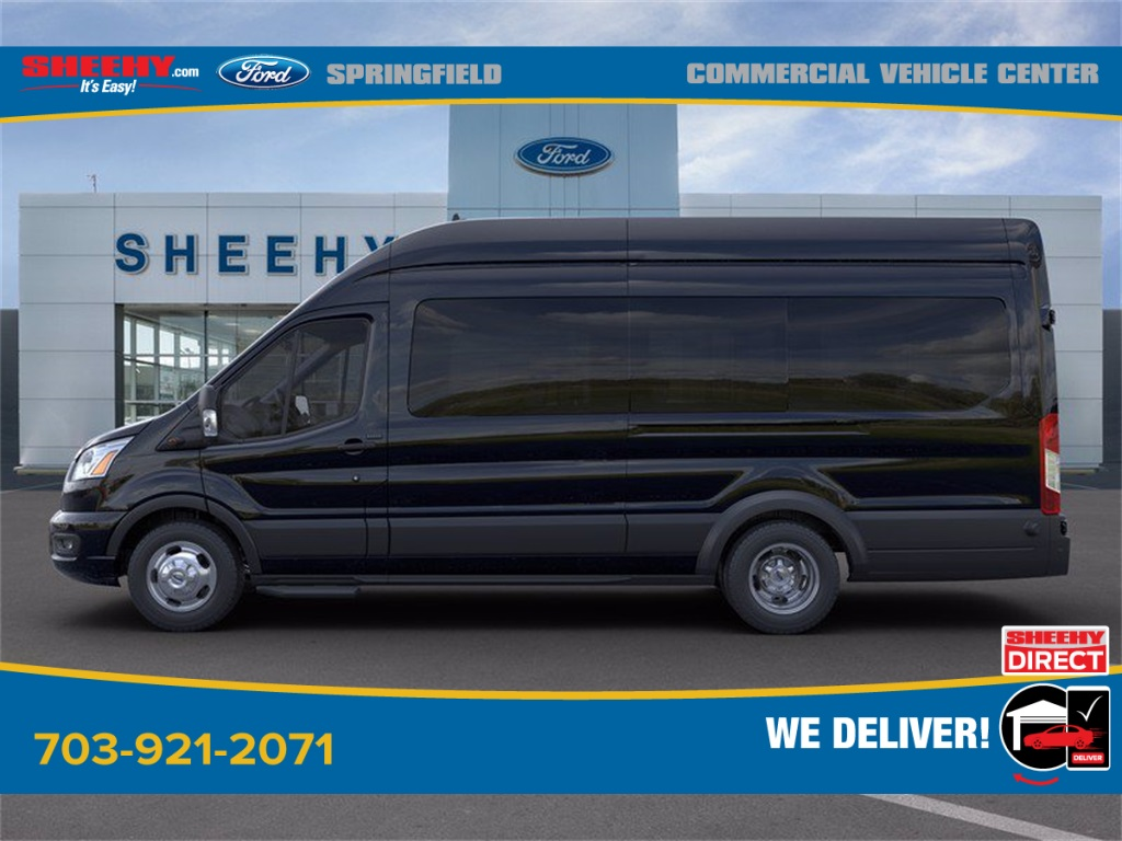 2020 Ford Transit 350 HD High Roof DRW 4x2, Passenger Wagon #GB05773 - photo 6
