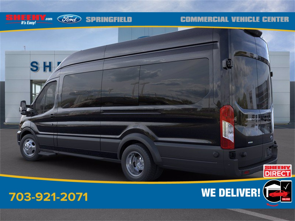 2020 Ford Transit 350 HD High Roof DRW 4x2, Passenger Wagon #GB05773 - photo 7