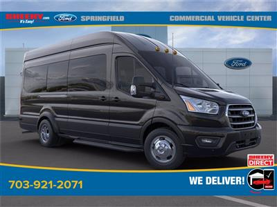 2020 Ford Transit 350 HD High Roof DRW 4x2, Passenger Wagon #GB05773 - photo 1