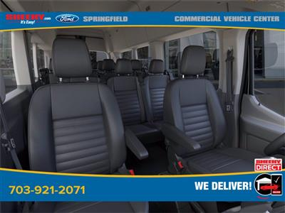2020 Ford Transit 350 HD High Roof DRW 4x2, Passenger Wagon #GB05773 - photo 10