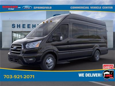 2020 Ford Transit 350 HD High Roof DRW 4x2, Passenger Wagon #GB05773 - photo 4