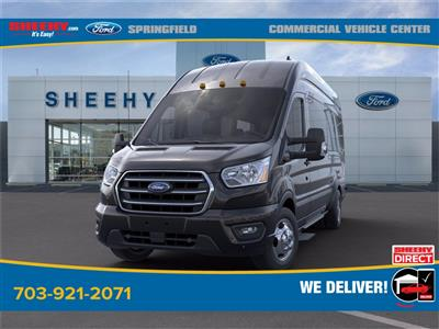 2020 Ford Transit 350 HD High Roof DRW 4x2, Passenger Wagon #GB05773 - photo 5