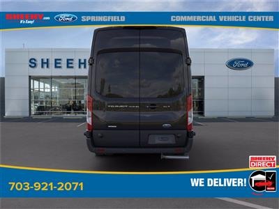 2020 Ford Transit 350 HD High Roof DRW 4x2, Passenger Wagon #GB05773 - photo 8