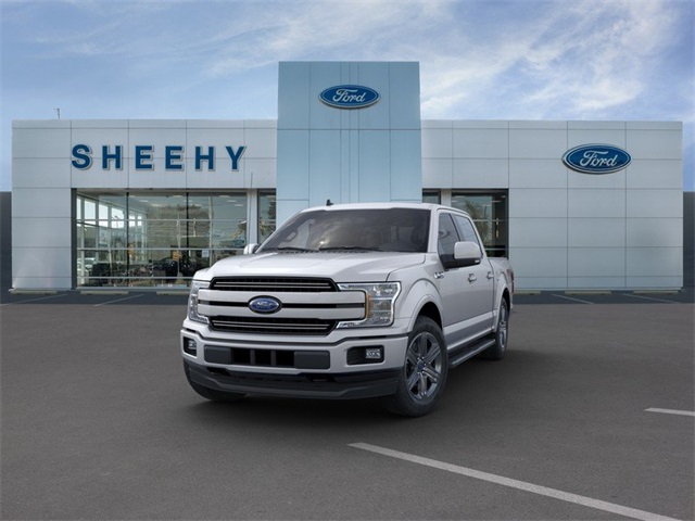 2020 F-150 SuperCrew Cab 4x4, Pickup #GB05780 - photo 3