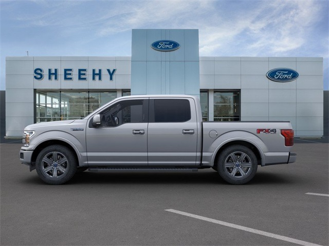 2020 F-150 SuperCrew Cab 4x4, Pickup #GB05780 - photo 4