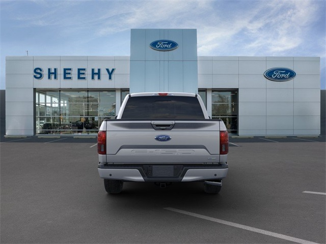 2020 F-150 SuperCrew Cab 4x4, Pickup #GB05780 - photo 5