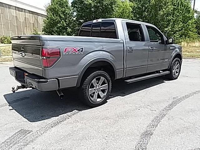 2014 Ford F-150 SuperCrew Cab 4x4, Pickup #GB05780A - photo 3