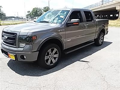 2014 Ford F-150 SuperCrew Cab 4x4, Pickup #GB05780A - photo 1