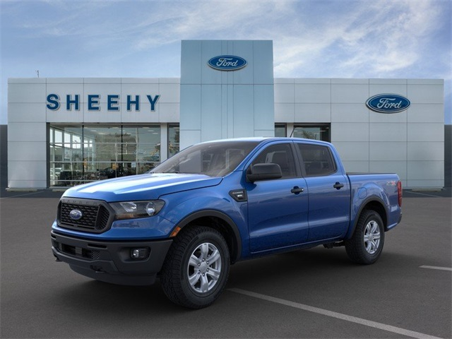 2019 Ranger SuperCrew Cab 4x4, Pickup #GB06142 - photo 1