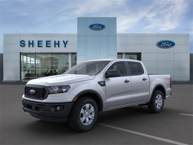 2019 Ranger SuperCrew Cab 4x4, Pickup #GB06143 - photo 1