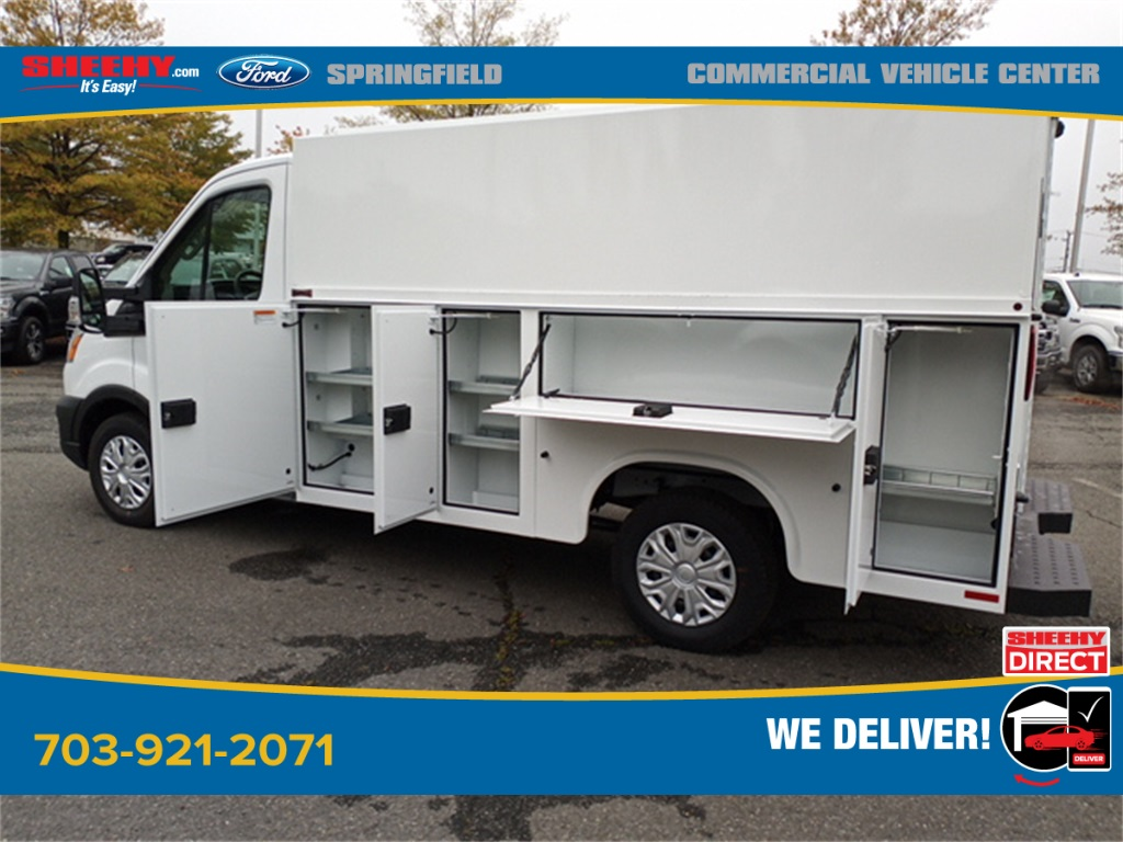 2020 Ford Transit 350 4x2, Knapheide KUV Service Utility Van #GB09227 - photo 14