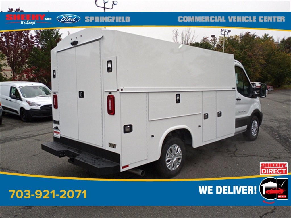 2020 Ford Transit 350 4x2, Knapheide Service Utility Van #GB09227 - photo 1